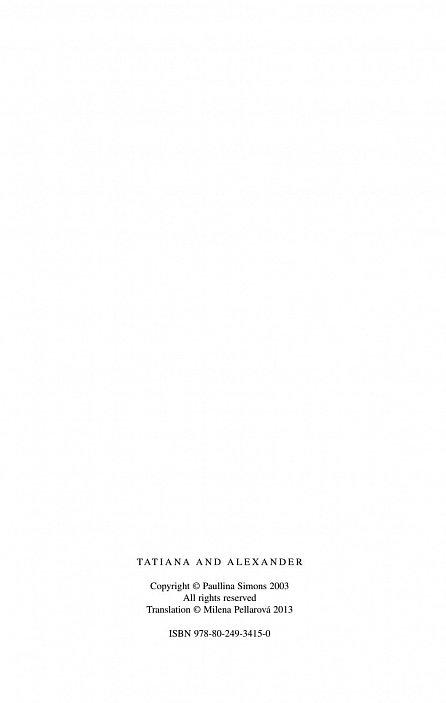 Náhled Taťána a Alexandr