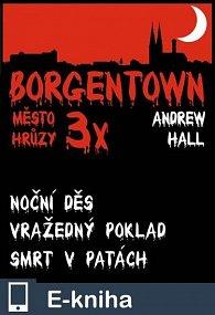 3x Borgentown - město hrůzy III (E-KNIHA)