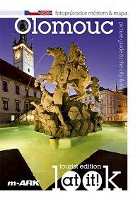 Olomouc - Turistický fotoprůvodce oblastí + mapa (ČJ, AJ)