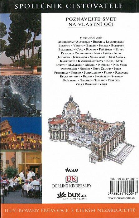 Náhled Řím - Společník cestovatele