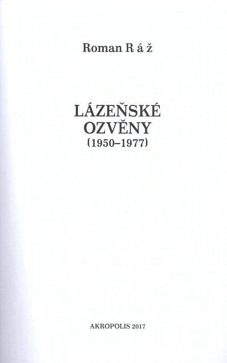 Náhled Lázeňské ozvěny