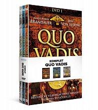 Quo Vadis - komplet 3DVD