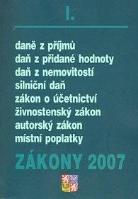 Zákony 2007/I.