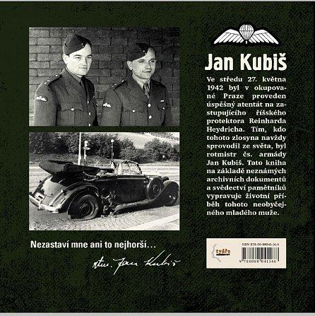 Náhled Jan Kubiš - Nezastaví mne ani to nejhorší...