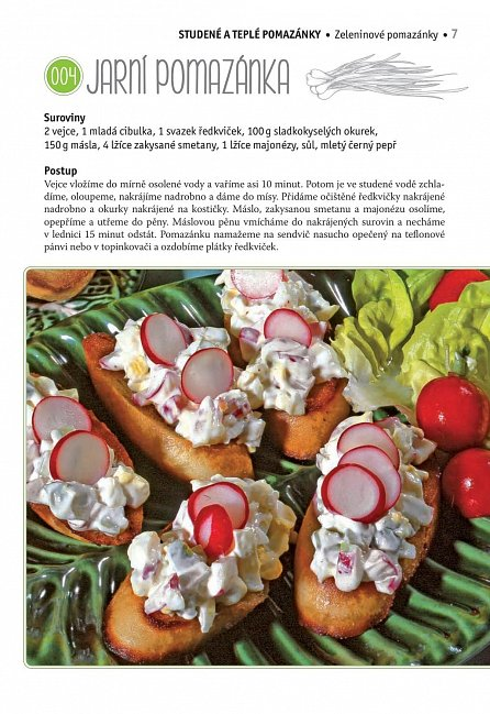 Náhled Pomazánky a saláty - 150 receptů