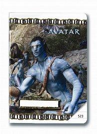 Sešit A5/523 Avatar