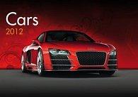 Auta 2012 - nástěnný kalendář