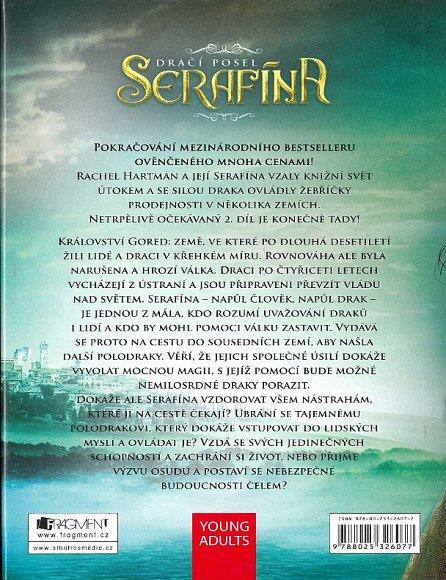 Náhled Serafína – Dračí posel