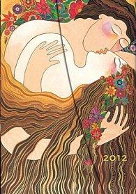 Diář First Kiss 2012