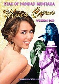 Miley Cyrus 2010 - nástěnný kalendář