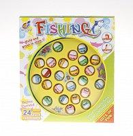 Rybaření - 24 rybiček