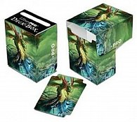 Quetzalcoatl Deck Box by Mauricio Herrera