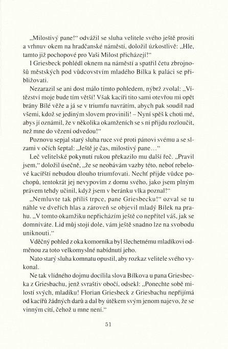 Náhled Vězeň na Křivoklátě - Pád biskupa Jednoty bratrské