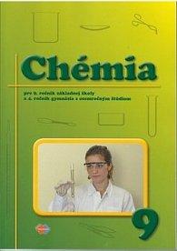 Chémia pre 9. ročník základnej školy a 4. ročník gymnázia s osemročným štúdiom