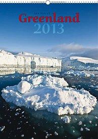 Kalendář 2013 nástěnný - Grónsko Jan Hocek, 33 x 46 cm