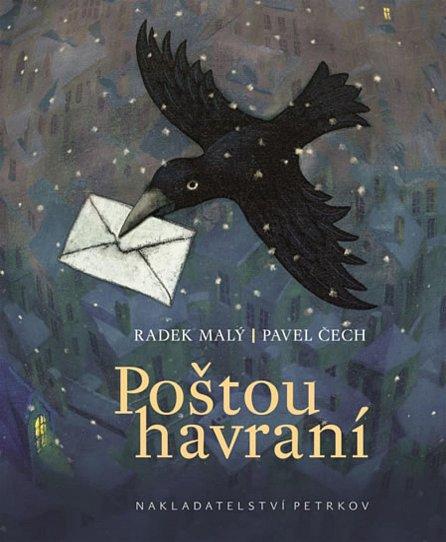 Náhled Poštou havraní