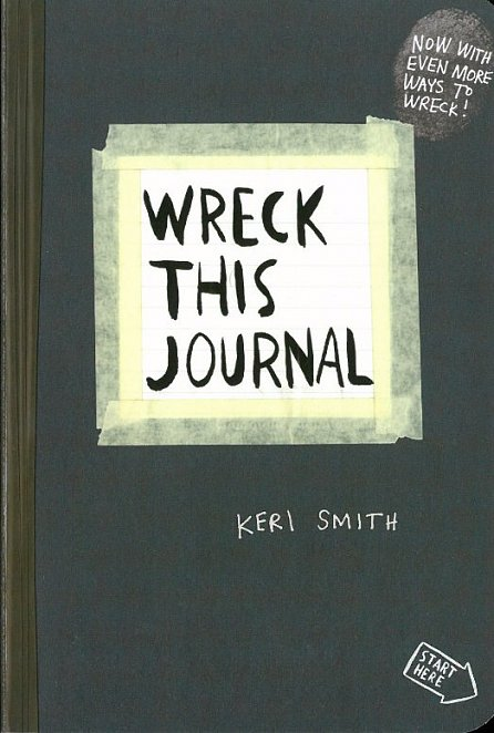 Náhled Wreck This Journal