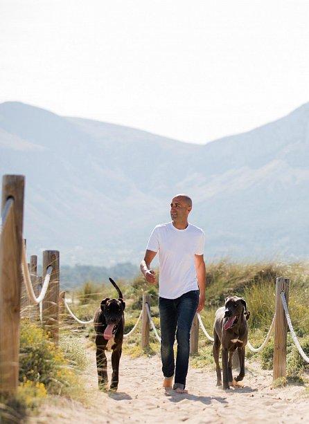 Náhled Pět tajemství šťastného vztahu člověka a psa