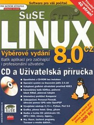 Linux SuSE 8.0 + CD
