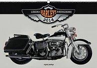 Kalendář 2014 - Harleys Libero Patrignani - nástěnný