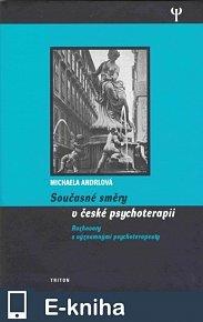 Současné směry v české psychoterapii (E-KNIHA)