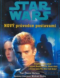 STAR WARS Nový průvodce postavami