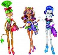 Monster High příšerky v plavkách