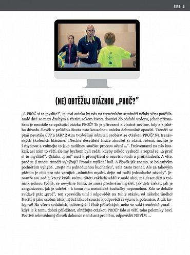 Náhled Základní škola volejbalu - Sedm kroků, sedm věků