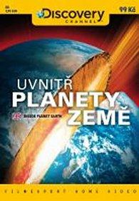 Uvnitř planety Země - DVD digipack