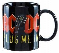 Hrnek keramický - AC/DC/Plug Me In