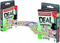 Monopoly deal - karetní hra