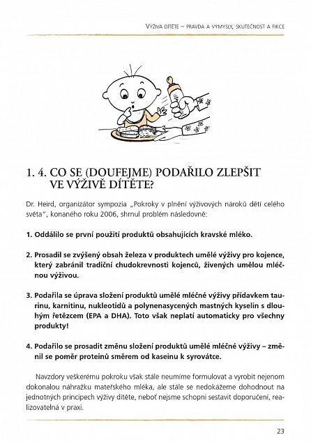 Náhled Aby dětem chutnalo - Současná výživa pro kojence, batolata a děti předškolního věku
