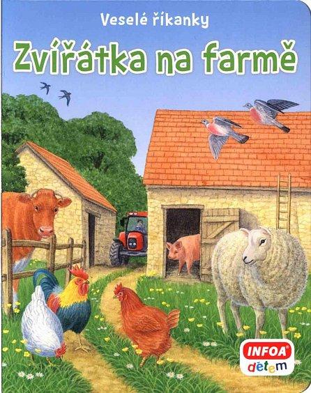 Náhled Zvířátka na farmě - Veselé říkanky