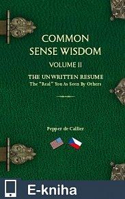 Common sense wisdom II (E-KNIHA)