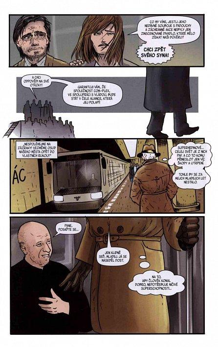 Náhled Blesk komiks 09 - Dechberoucí zázrak - Hon na Zázraka 8/2016