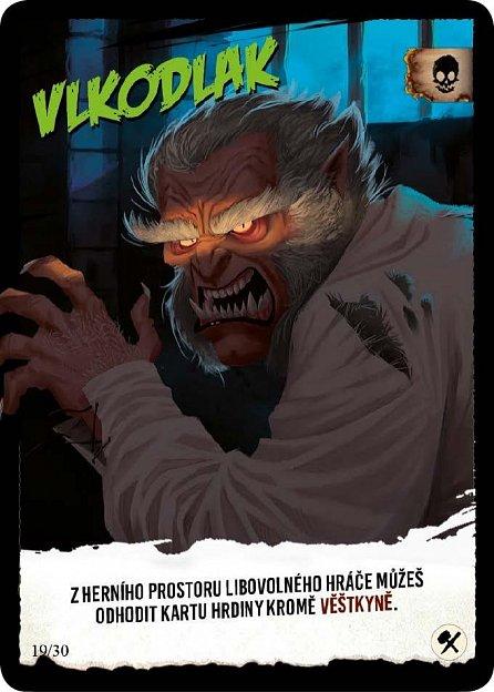 Náhled Monstra vs. Hrdinové - Desková hra