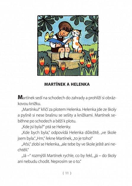 Náhled Jak se Martínek ztratil