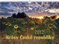 Kalendář 2012 - Krásy České republiky, nástěnný