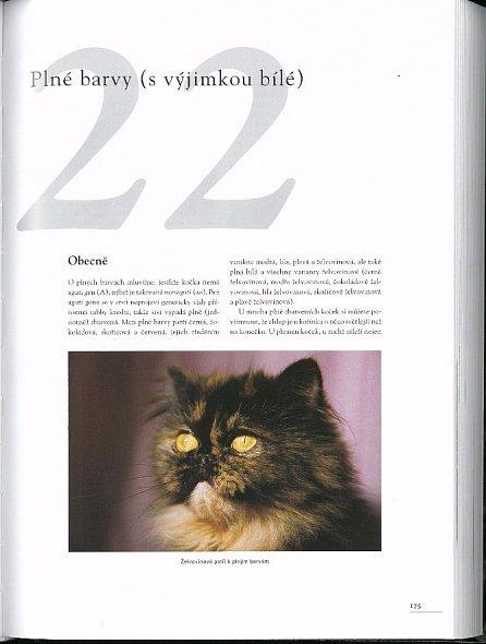 Náhled Kočky - Velký atlas plemen