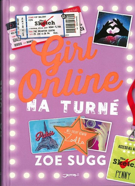Náhled Girl Online - Na turné