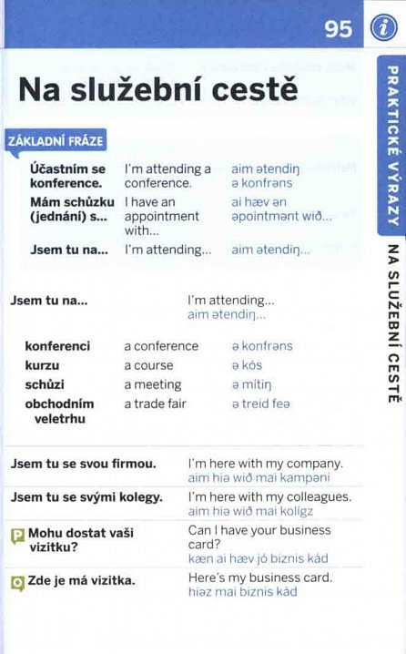 Náhled Angličtina - konverzace a slovník