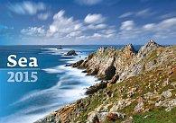 Kalendář nástěnný 2015 - Sea