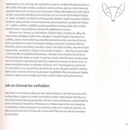 Náhled Vinnetou naší doby - Velký tajem Staré lišky Báry Hrzánové