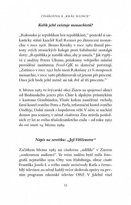 Náhled Habsburkové bez říše - Historie rodiny od roku 1918