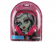 Monster High sluchátka