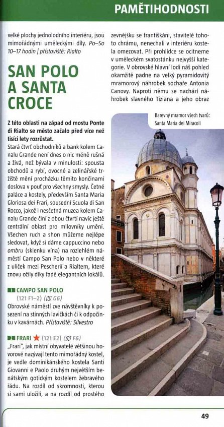 Náhled Benátky / MP průvodce nová edice
