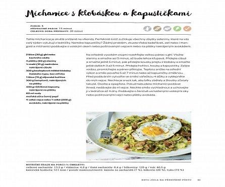 Náhled Ketodieta pro začátečníky - kuchařka