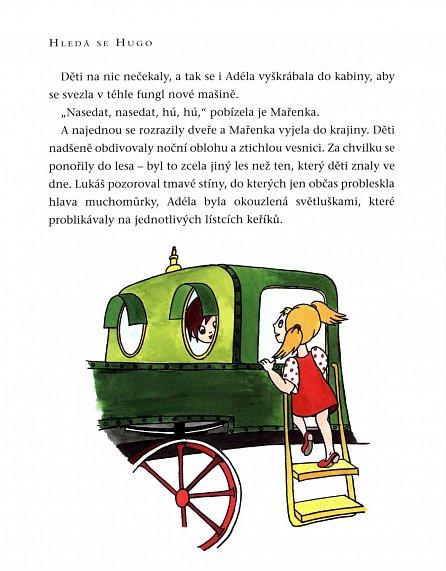 Náhled Hledá se Hugo - Velký železniční příběh