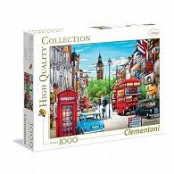 Puzzle 1000 dílků Londýn