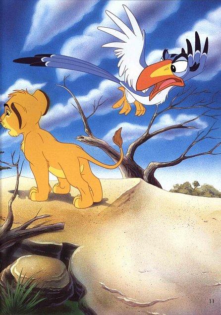 Náhled Lví král